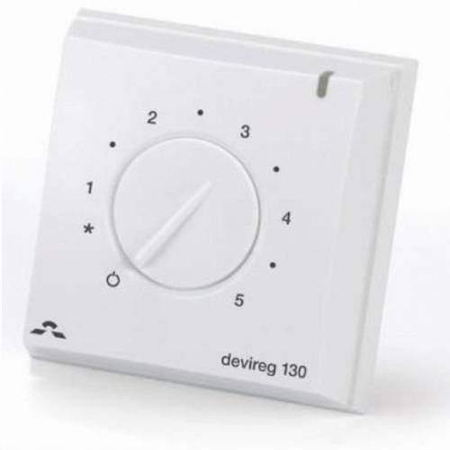 Терморегуляторы DEVI для теплых полов
